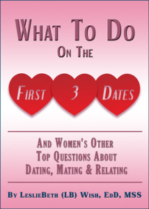 What To Do on the First 3 Dates Bookcover