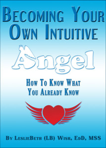 Becoming Your Own Intuitive Angel Bookcover