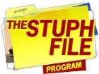 stuph file logo